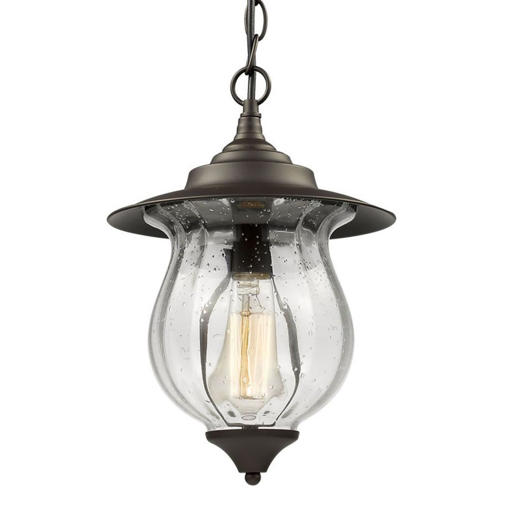 CLAXY® Ecopower Foyer outdoor Glass Pendant Lighting fixture