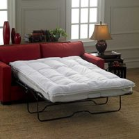 Sleeper Sofa Mattress Topper-Full