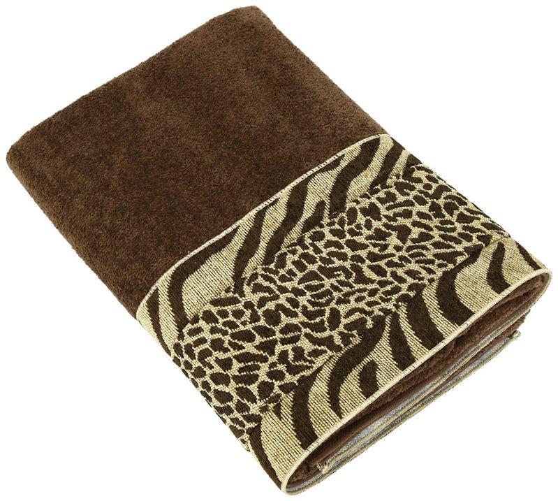 Avanti Linens Cheshire Bath Towel, Mocha