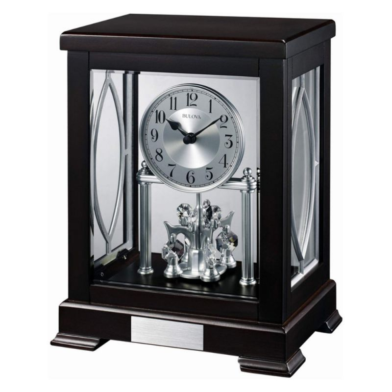 Bulova Empire Table Top Clock - B1534