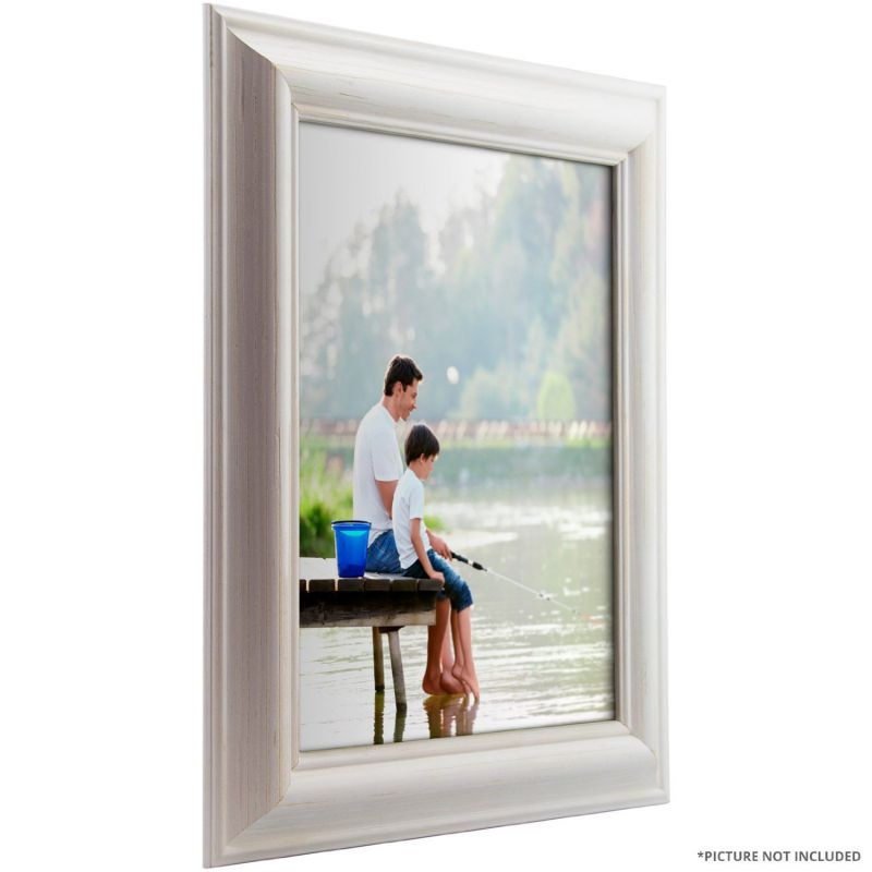 Craig Frames American Classic, White Pine Wood Picture Frame, 16 by 20-Inch