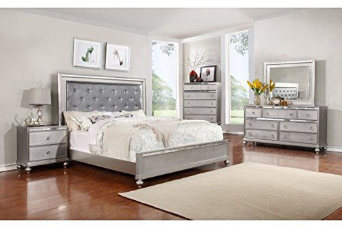 Dutchess 4pc Bedroom Set - Queen