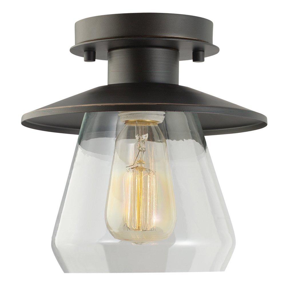 Semi Flush Mount Ceiling Lights for Lovely Room – HomeInDec