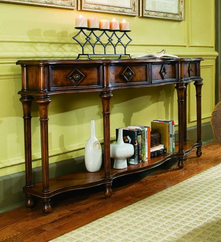 "Hooker Furniture 72"" Hall Console"