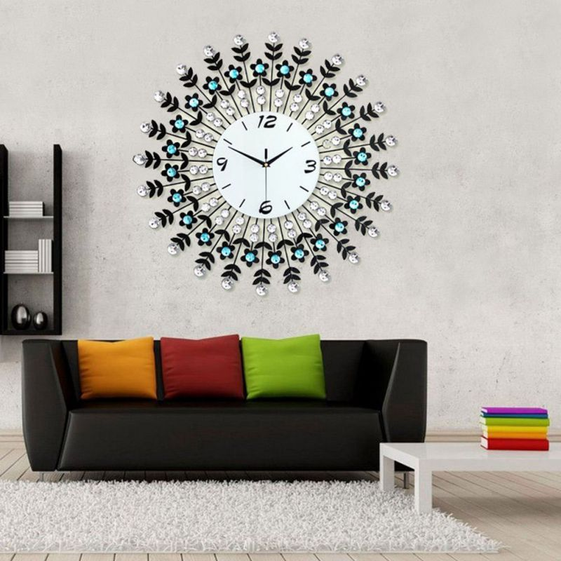 Extra Large Decorative Wall Clocks stunning large decorative wall clock photos - home decorating