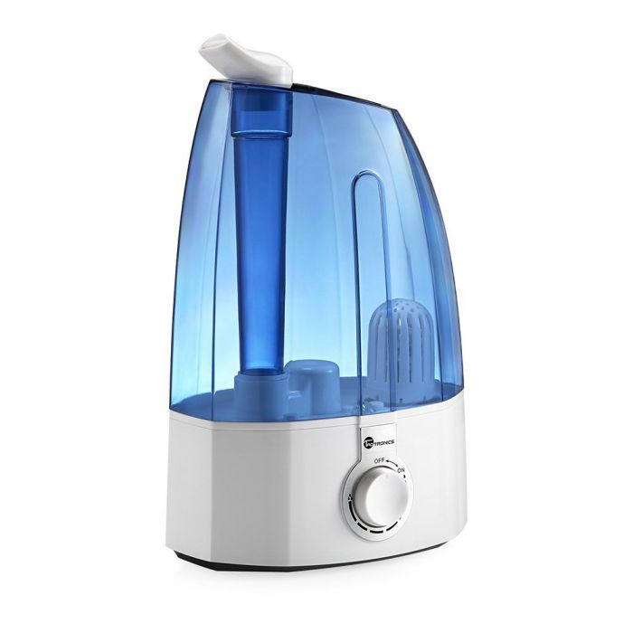 TaoTronics Ultrasonic Humidifier with Cool Mist and Two 360° Rotatable Mist Outlets