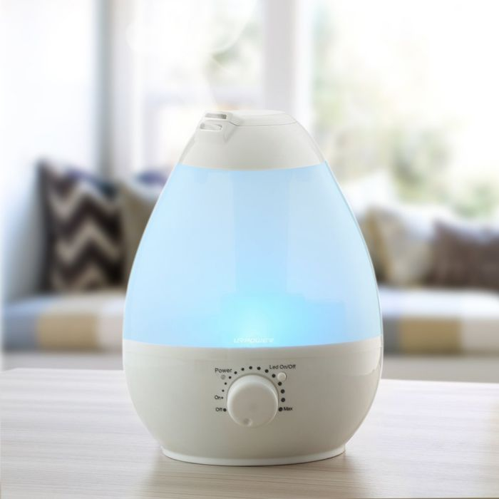 URPOWER (2nd Version) Cool Mist Humidifier Air Purifier for Home