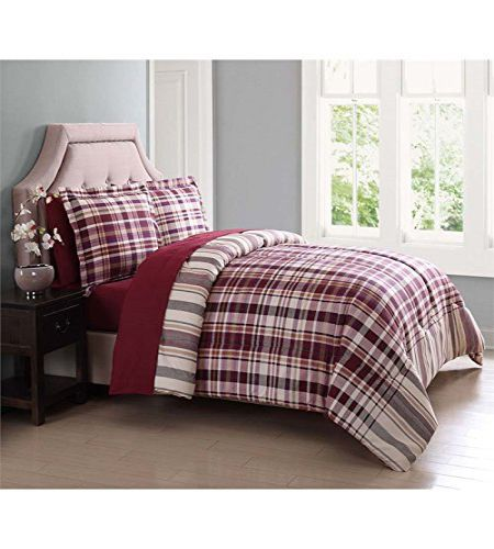 PEM America London Fog Cornwall King Bedding Ensemble Set