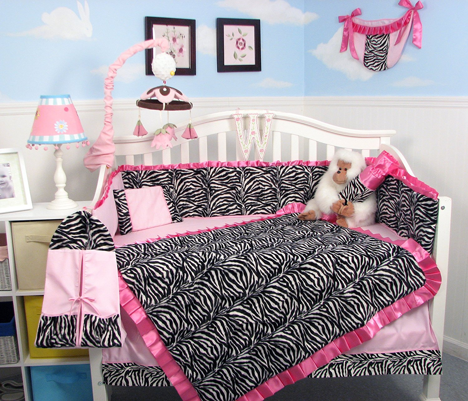 Pink And Black Zebra Bedding Review Comfort In Color Homeindec