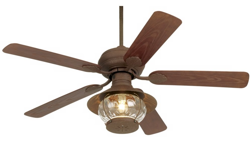 Rustic Ceiling Fan Review A Classic Touch