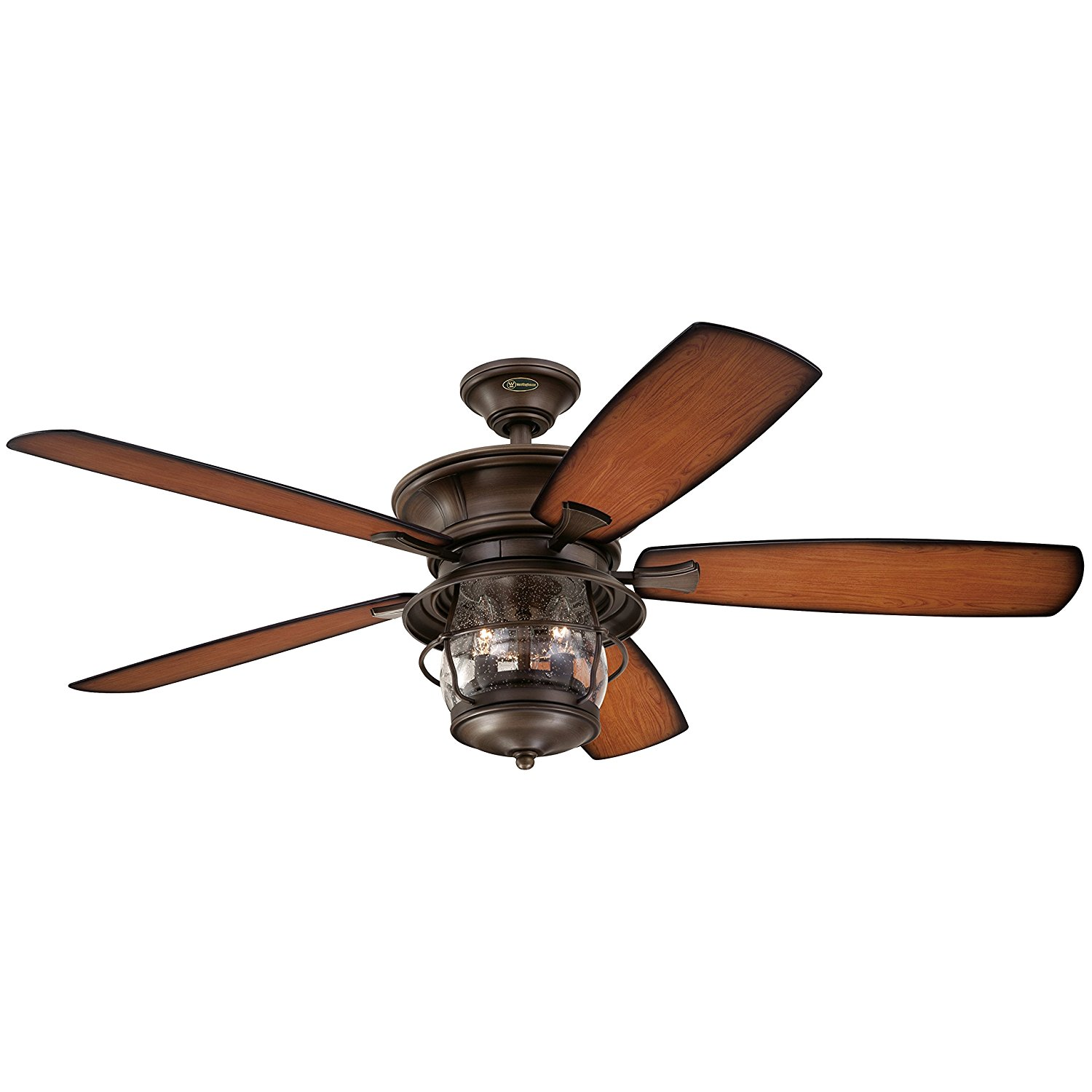 Rustic Ceiling Fan Review – A Classic Touch