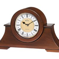 Cambria Mantel Clock with Westminster Chime