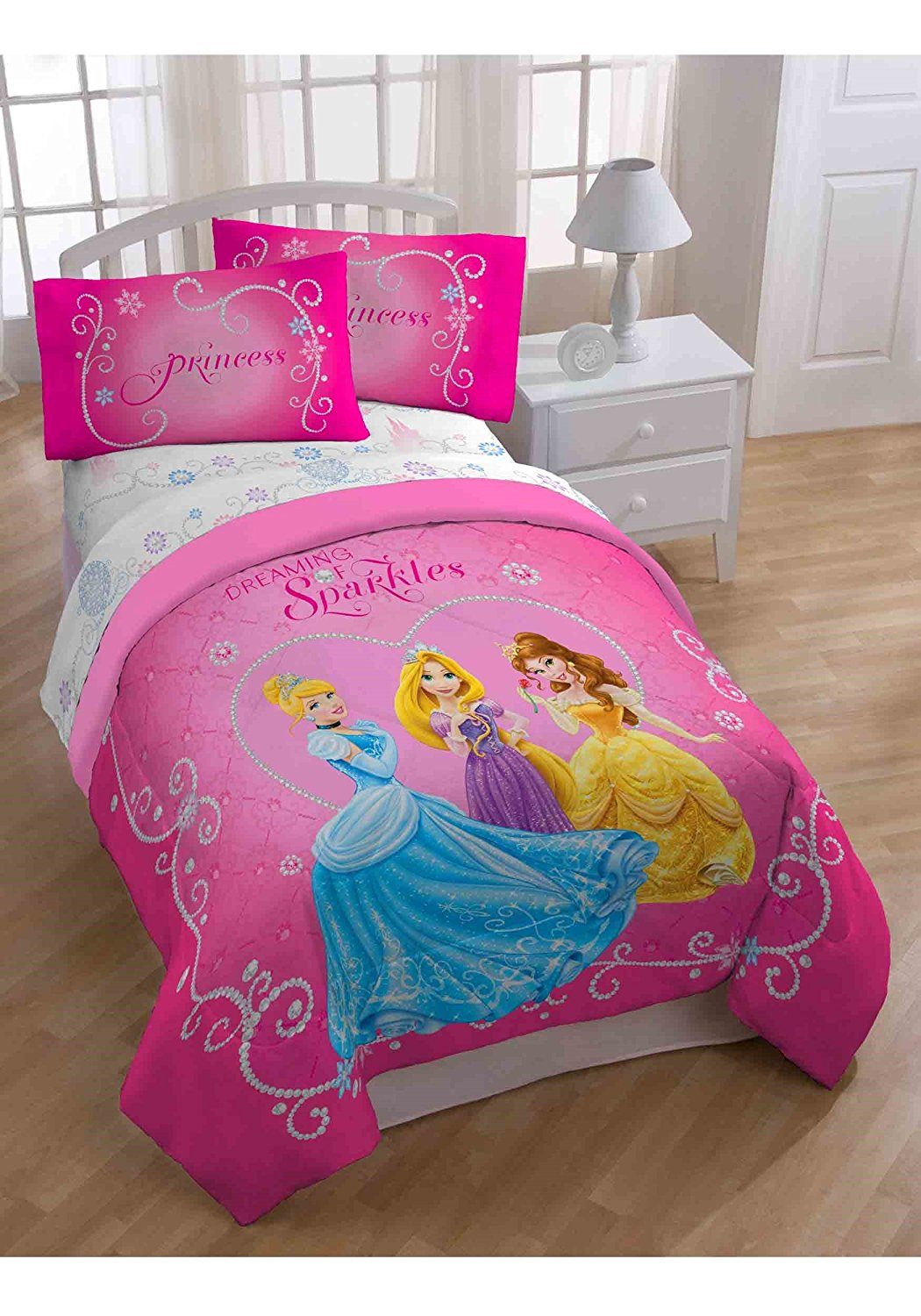 Tangled Bedding Comforter Set For Kid Happiness