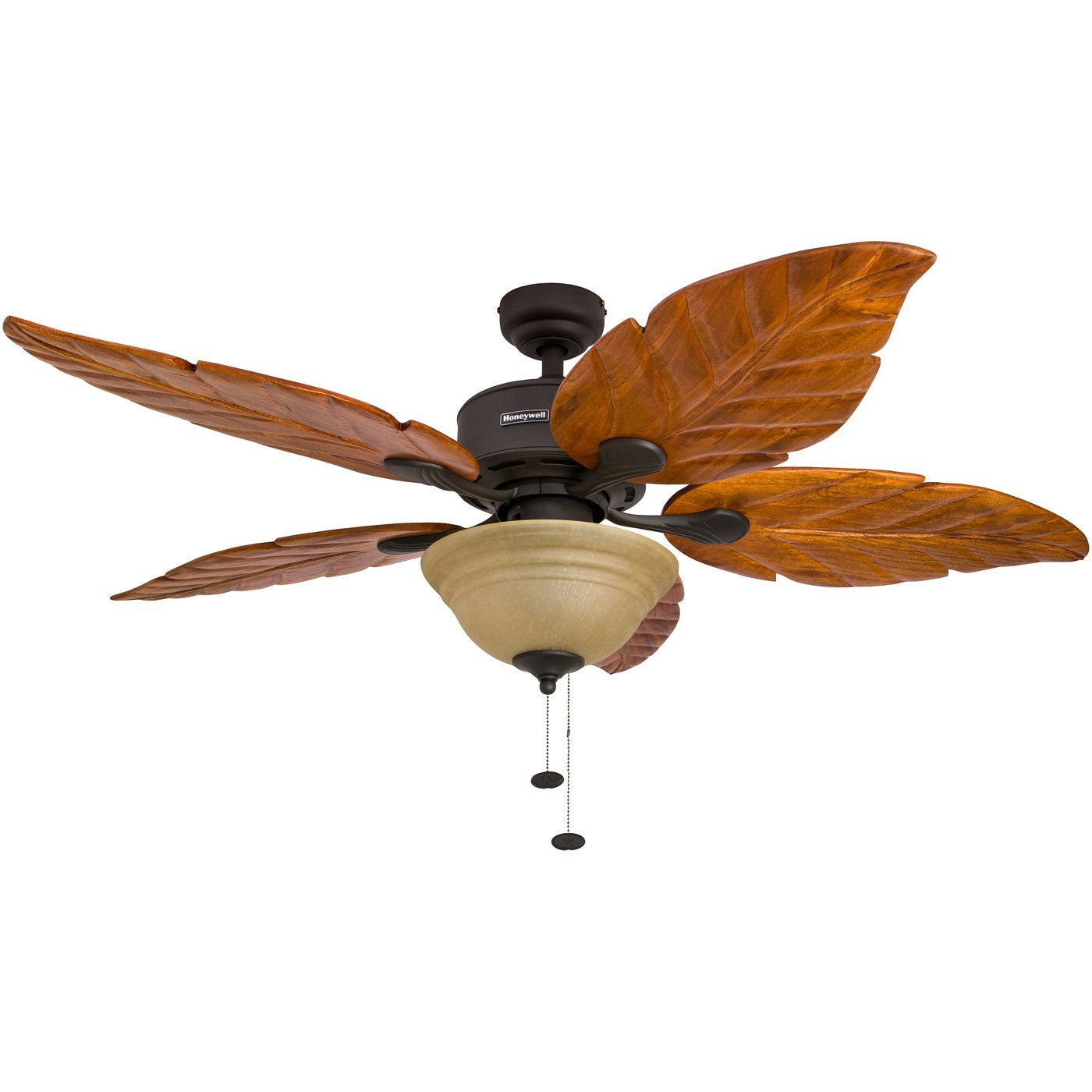 Tropical Ceiling Fans For Soft And Natural Appearance