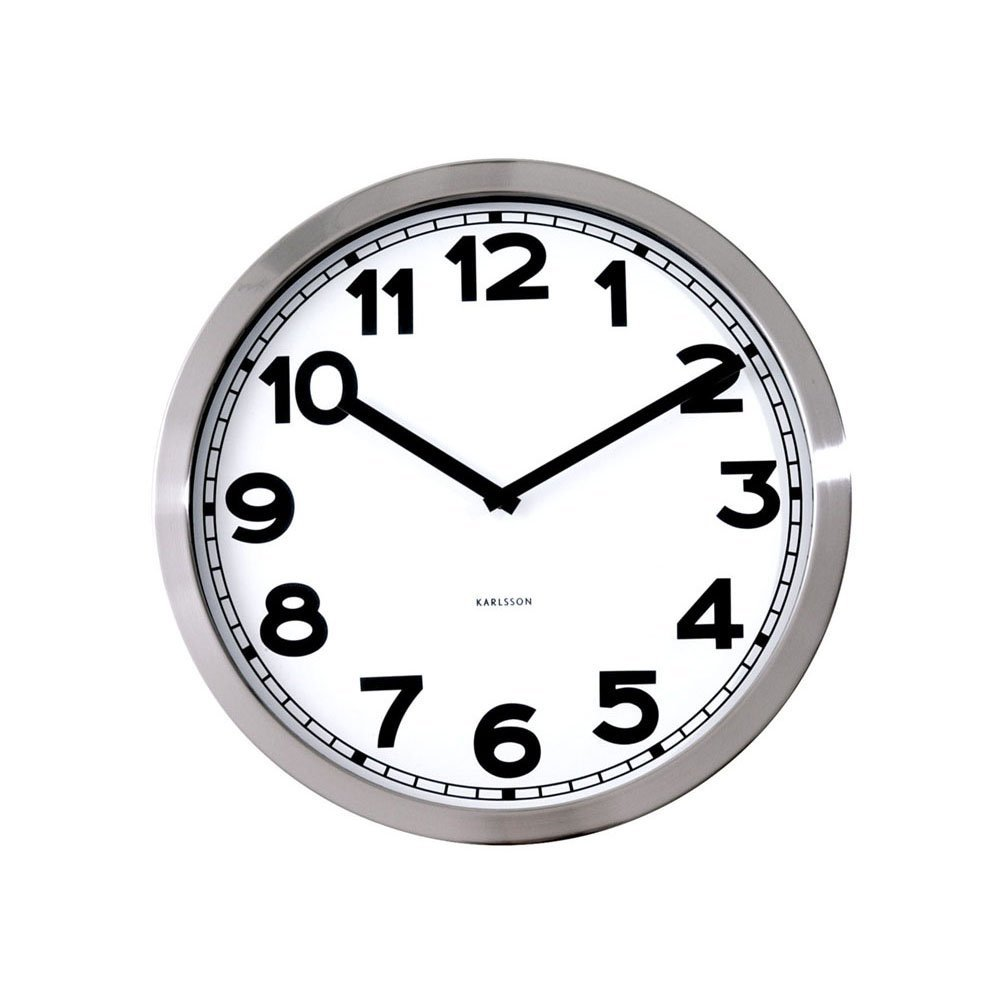 Karlsson Clocks Unique And Contemporary Clock