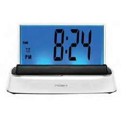 Moshi Interactive Voice Responsive Alarm Clock by Moshi