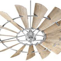 Quorum 9 72``Ceiling Fan 97215-9