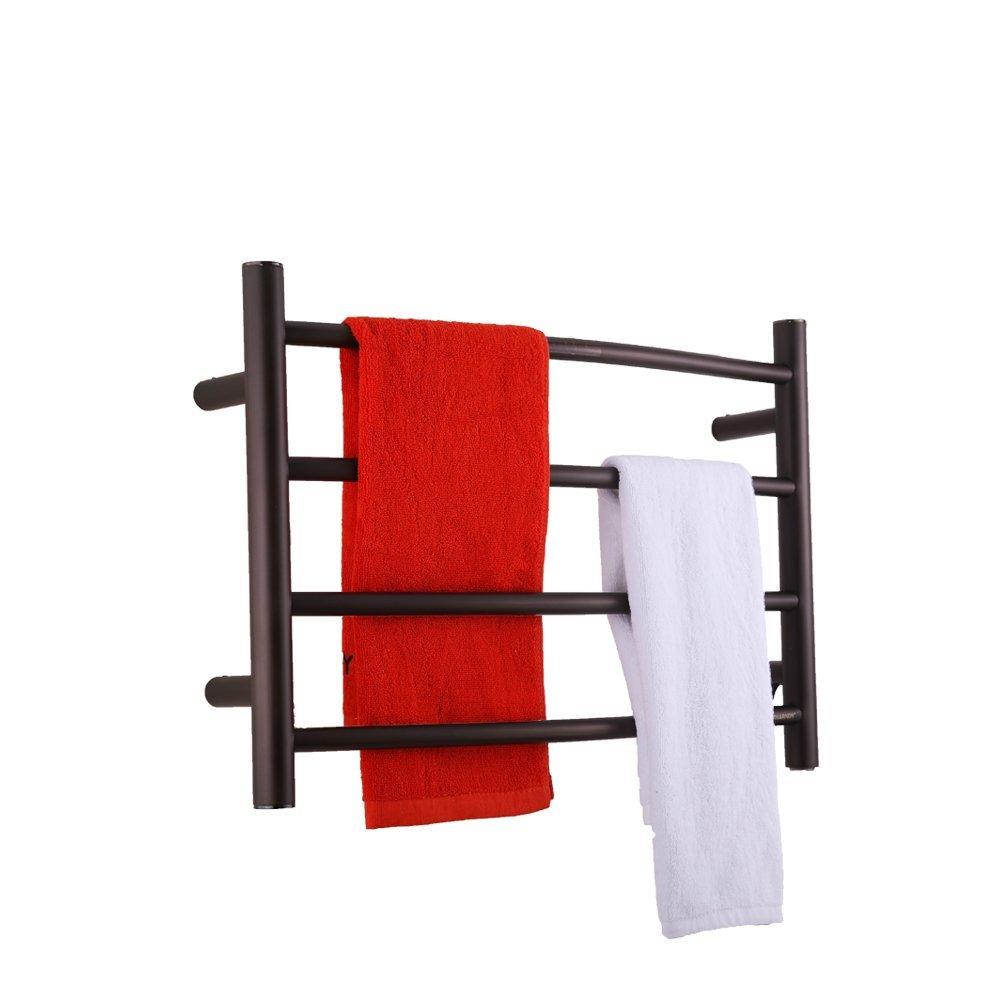 Sharndy Electric Towel Rack Towel Warmer Oil Rubbed Bronze