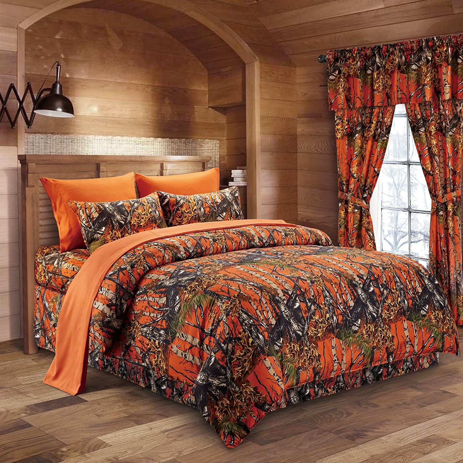Camo Bed Sheet Great For Kids