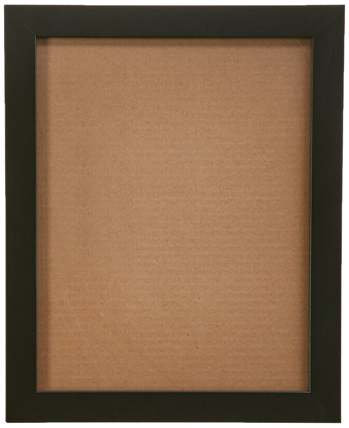 ArtToFrames 10x10 inch Black Picture Frame, WOMFRBW72079-10x10