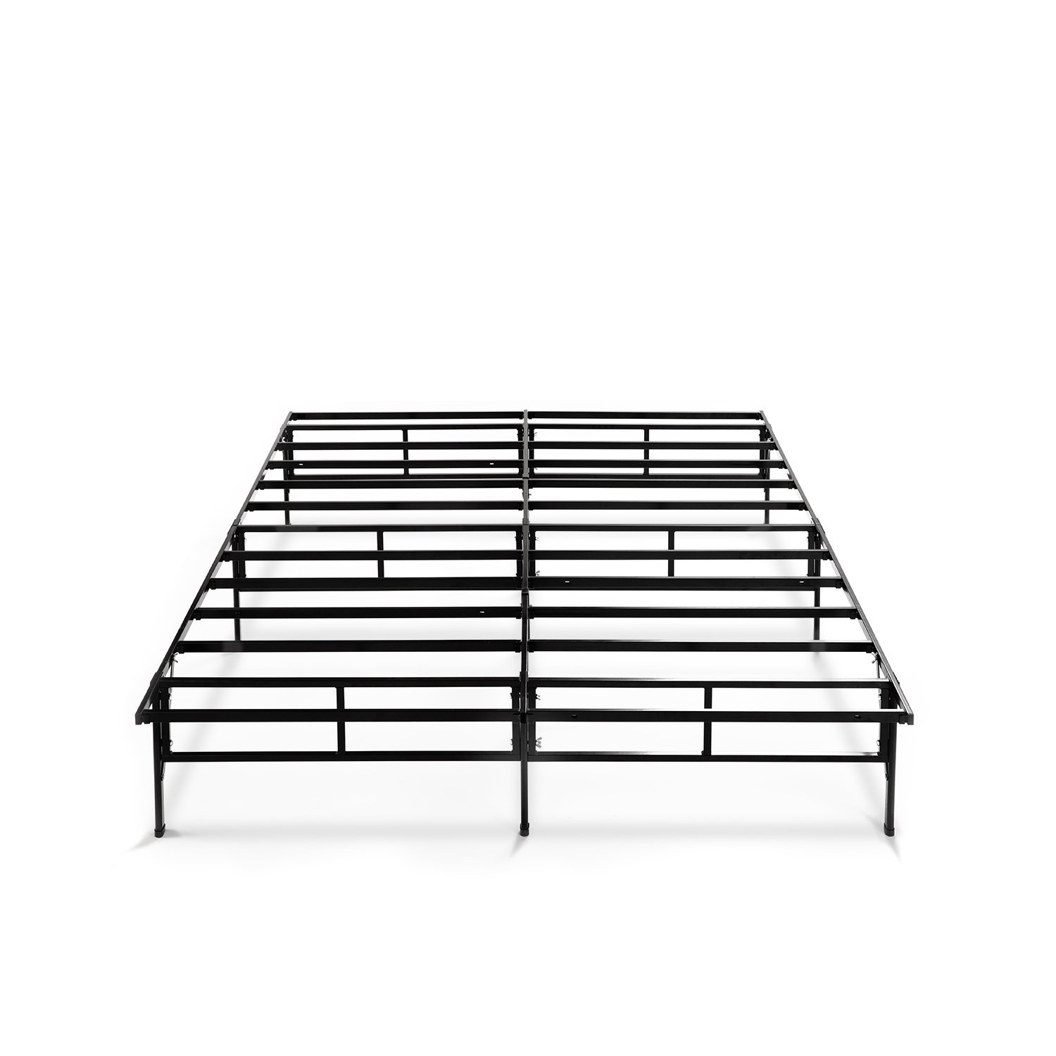 Zinus 14 Inch Easy To Assemble SmartBase Mattress Foundation / Platform Bed Frame / Box Spring Replacement, Cal King