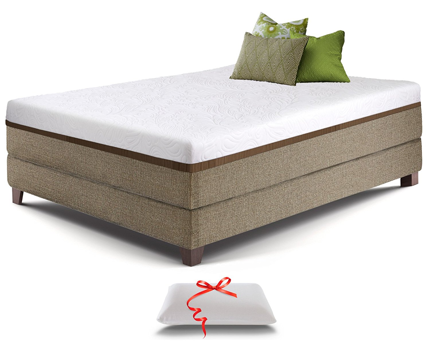 Best 5 Memory Foam Innerspring Mattress Reviews Homeindec