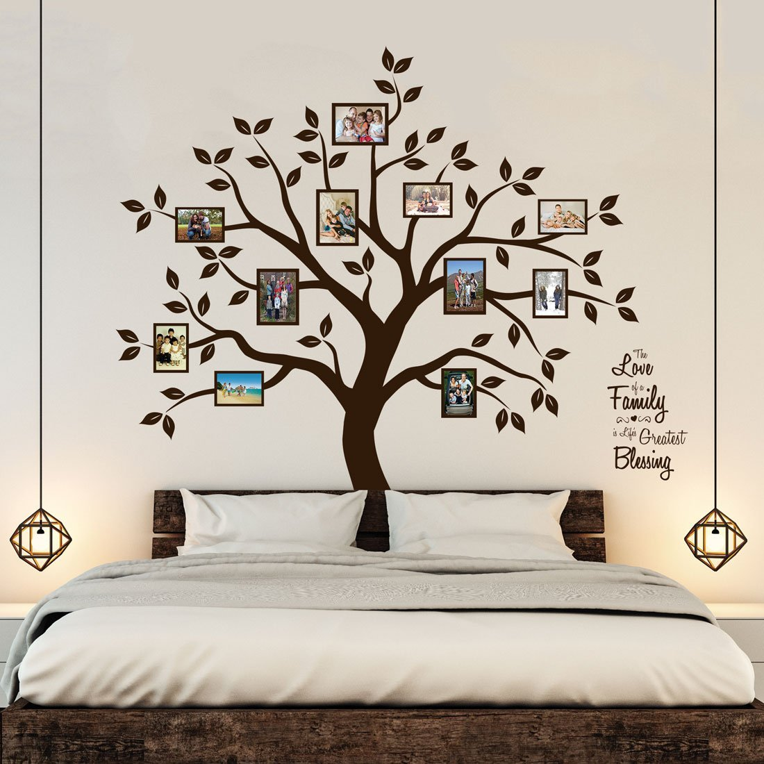 Best 3 Bedroom Wall Decals Sticker For Mural Ideas Homeindec