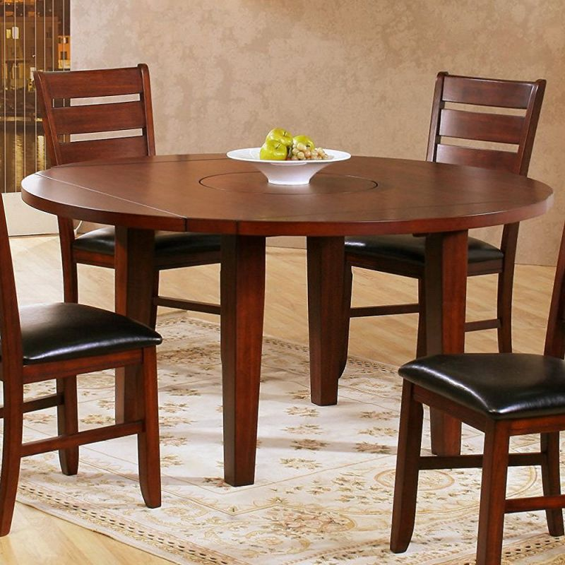 Homelegance Ameillia 60 Inch Round Dining Table