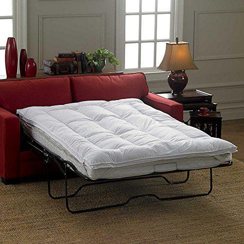 Sleeper Sofa Mattress Topper-Full