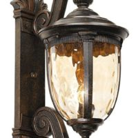 """Bellagio Collection 24"""" High Outdoor Wall Light"""