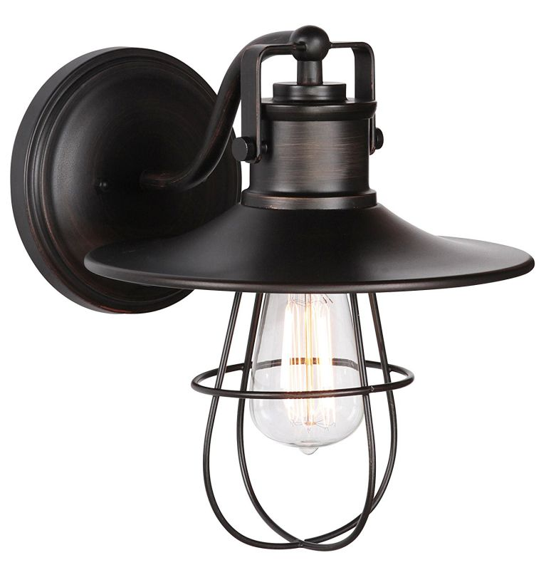Litex OWS-AR12C Litex OWS-AR12C Outdoor Wall Sconce with Cage frame, 2-Pack