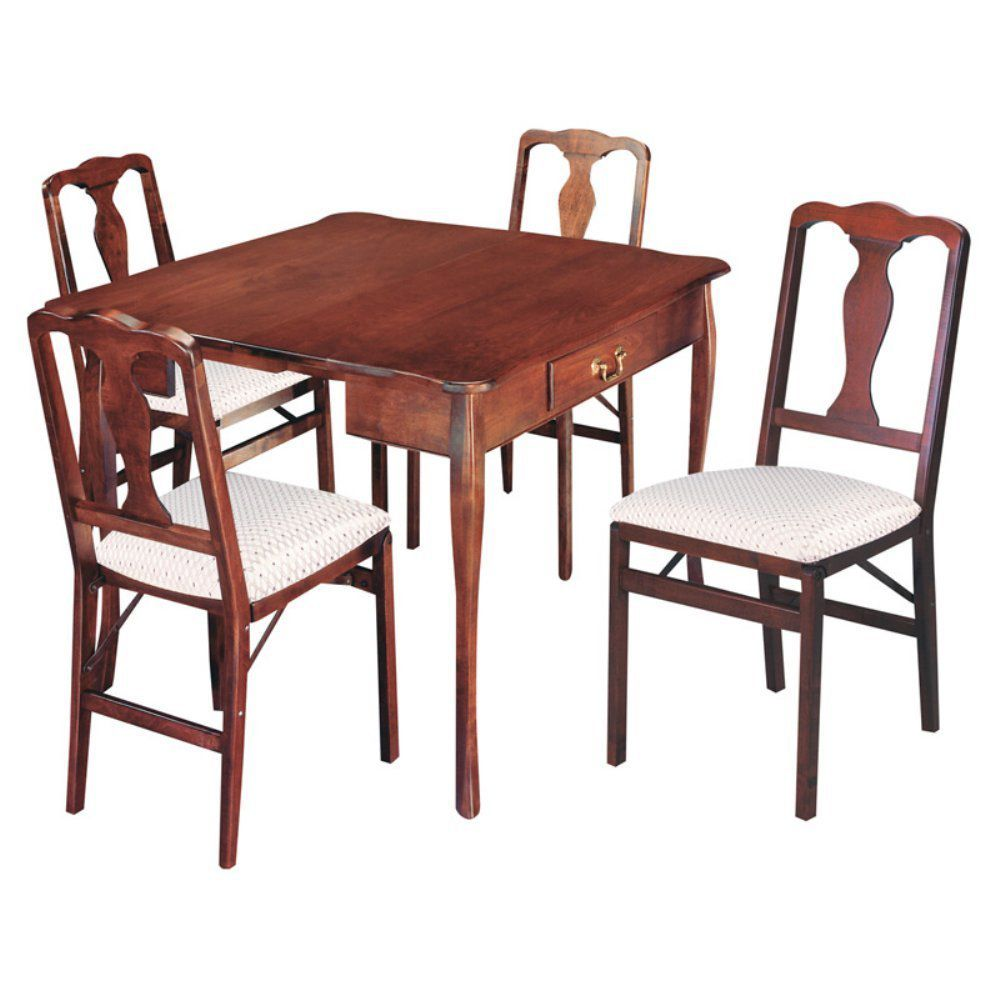 Stakmore Traditional Expanding Dining Table - Cherry