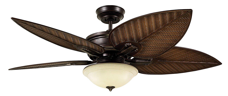 """Emerson CF135DBZ Callito Cove 52"""" Indoor-Outdoor Ceiling Fan, Bronze"""