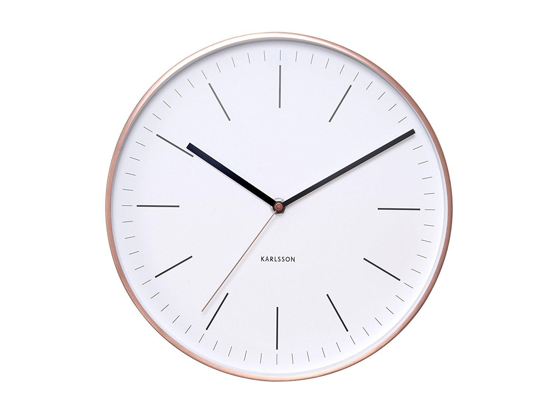 Karlsson Modern Wall Clocks Ka5507Wh