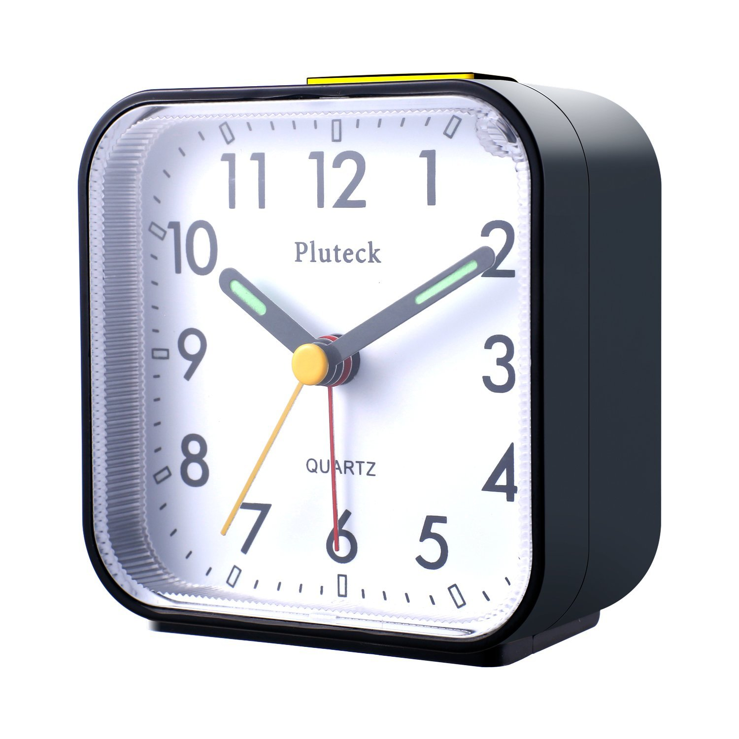 battery alarm clock operated with portability. Black Bedroom Furniture Sets. Home Design Ideas