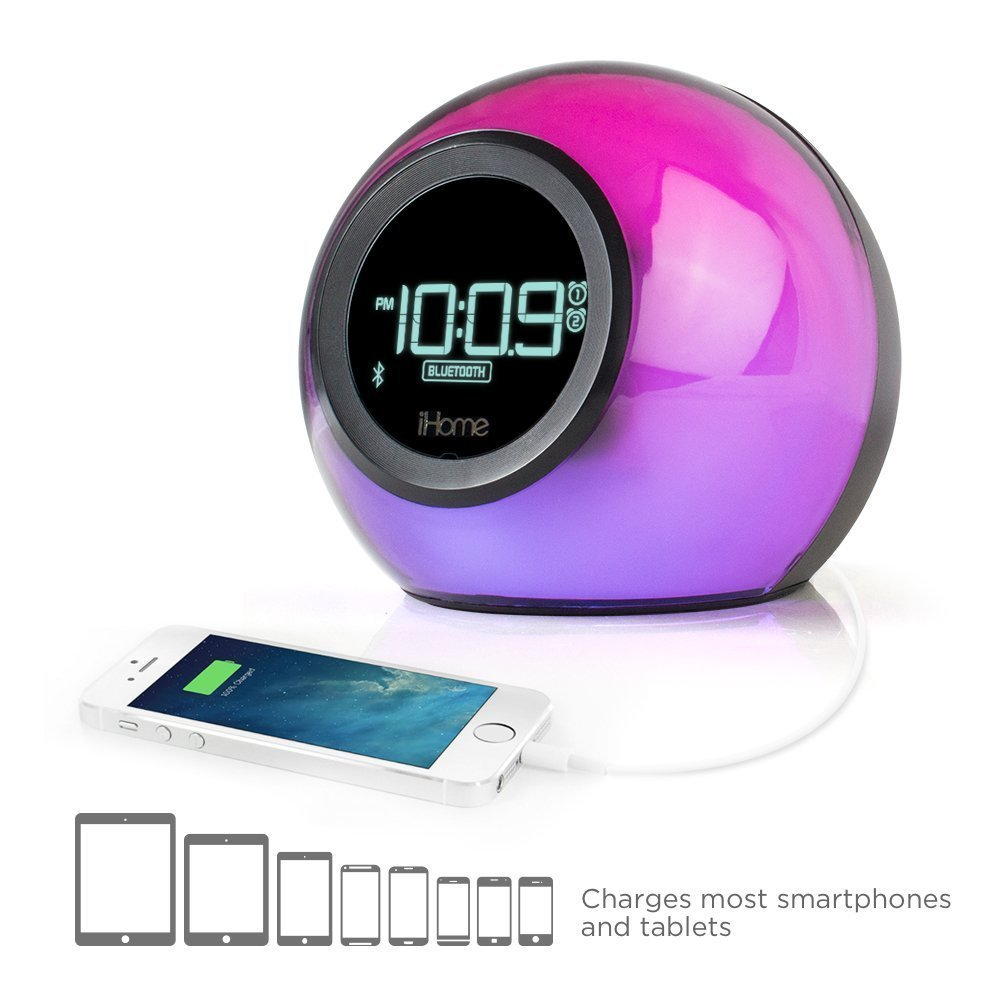 Wireless Charging Alarm Clock Radio Wiring Harness Schematics Diagram Bluetooth Review Top 4 Power Bank Bose