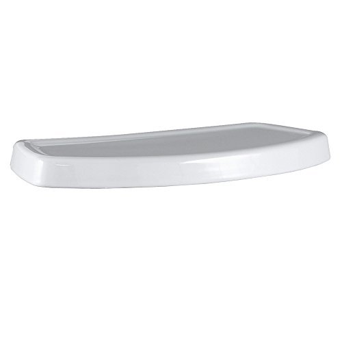 American Standard 735121-400.020 Cadet-3 Toilet Tank Cover for Models - 2383.012, 2384.012 and 2386.012, White (For use with select Cadet Pro 12 inch rough tanks)