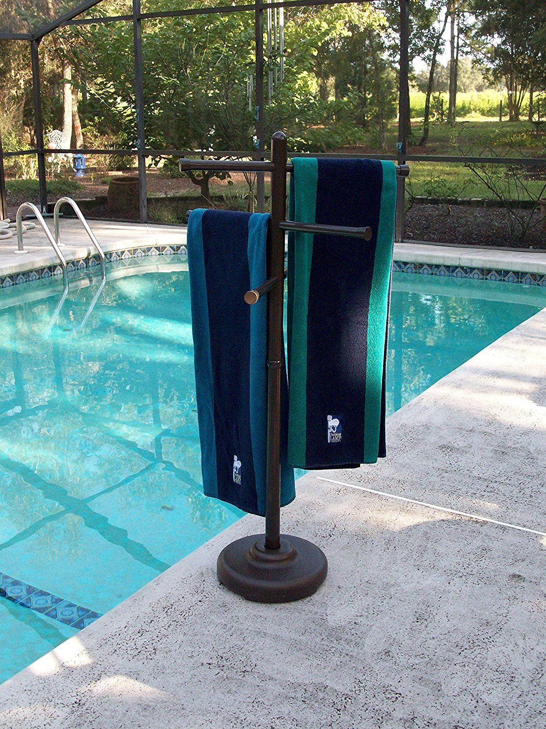 Pool Towel Rack Review Solution For Wet Towel