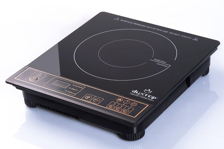 Secura 8100MC 1800W Portable Induction Cooktop Countertop Burner, Gold